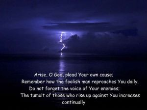 Psalm74.22