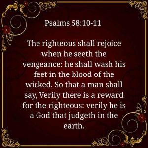 Psalms 58_10-11 (KJV)