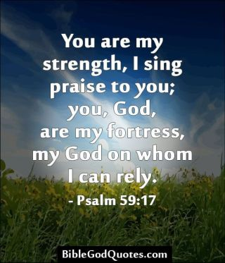 Psalms 59.17