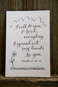 Psalm 88.9