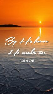 Psalm 89.17